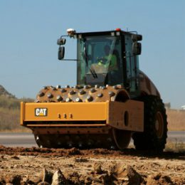 Caterpillar Paving News Magazine