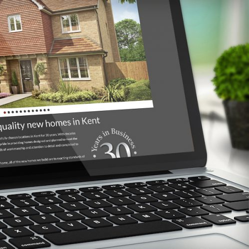Website Design & Development Thumbnail - Creative Agency Kent