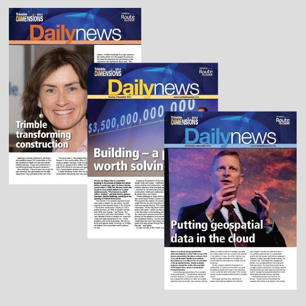 Dimensions Daily News Publication Covers - Creative Agency Kent