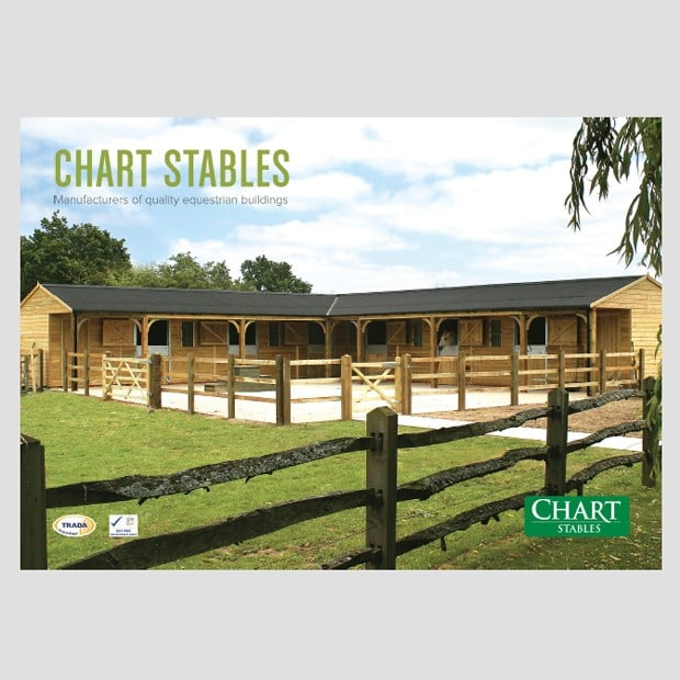 Stables Brochure Design for Print Cover - Creative Agency Kent