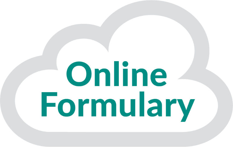 Online Formulary Product Icon - Creative Agency Kent