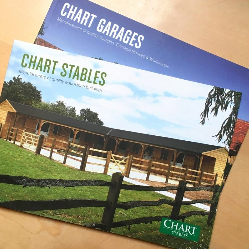 Chart Brochure Cover Designs - Creative Agency Kent